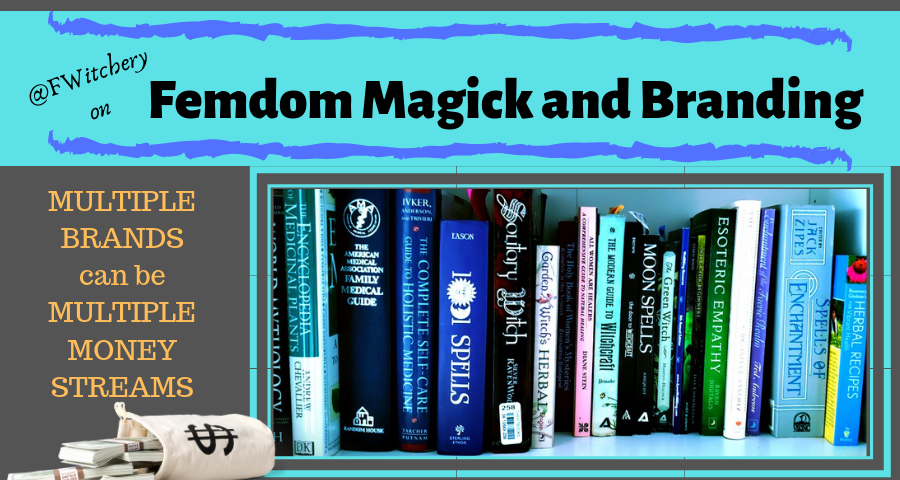 Magick in Femdom? YES. Upgrade Your Own Branding with