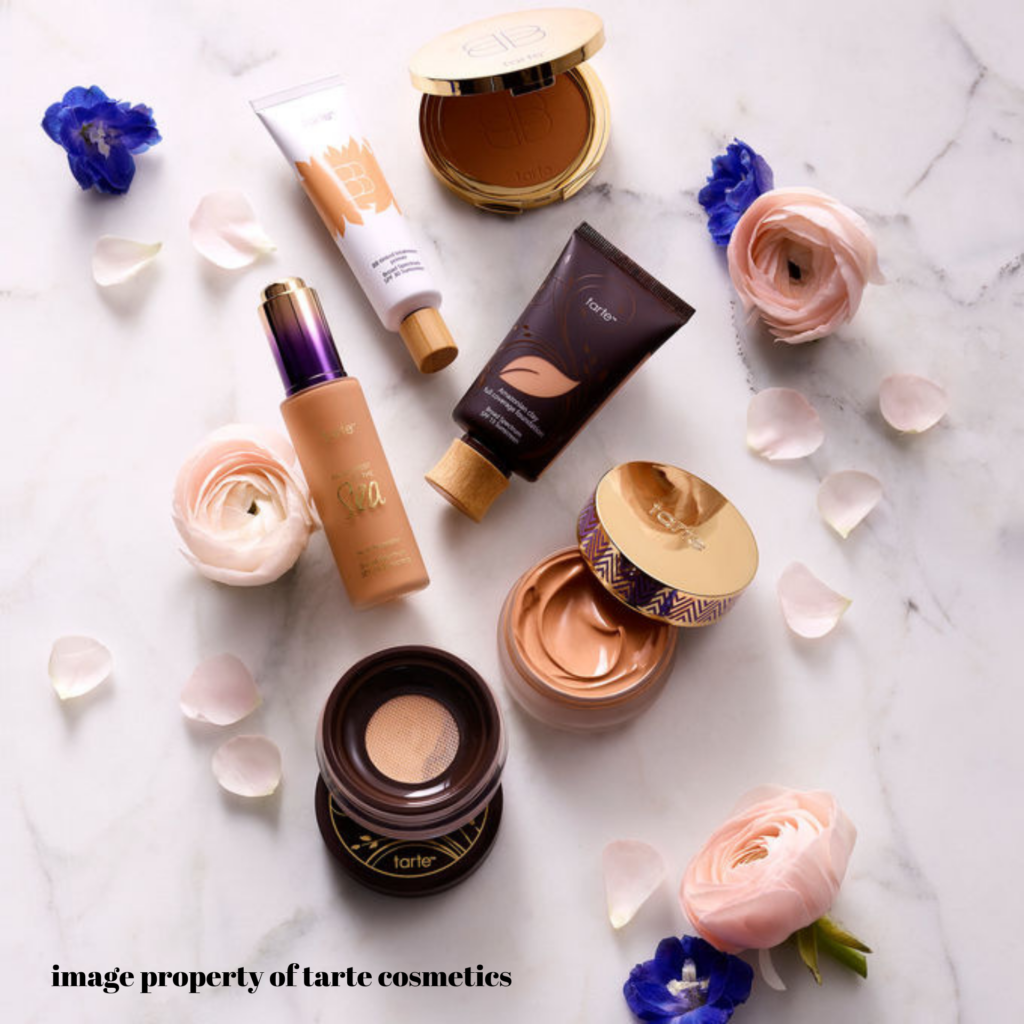 This is a great time to try tarte's amazonian clay line