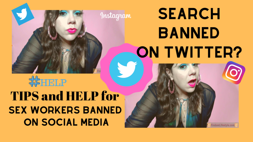 sex worker social media ban help