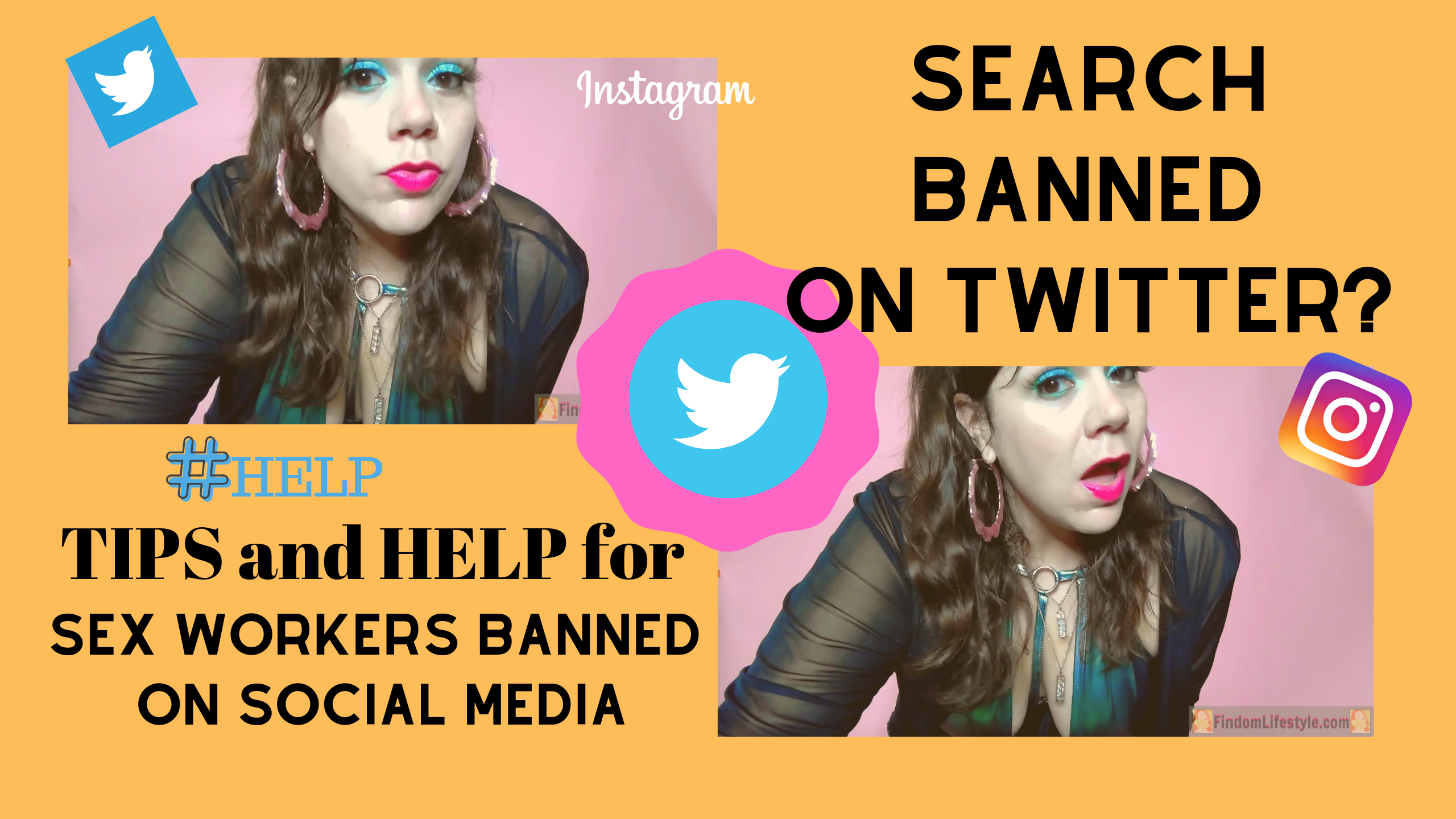 sex worker social media ban help