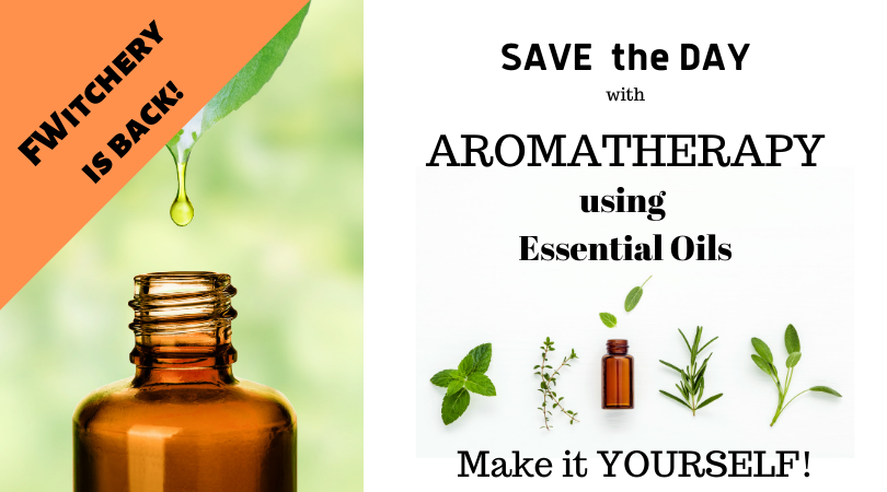 Learn to make your own essential oils for at home aromatherapy