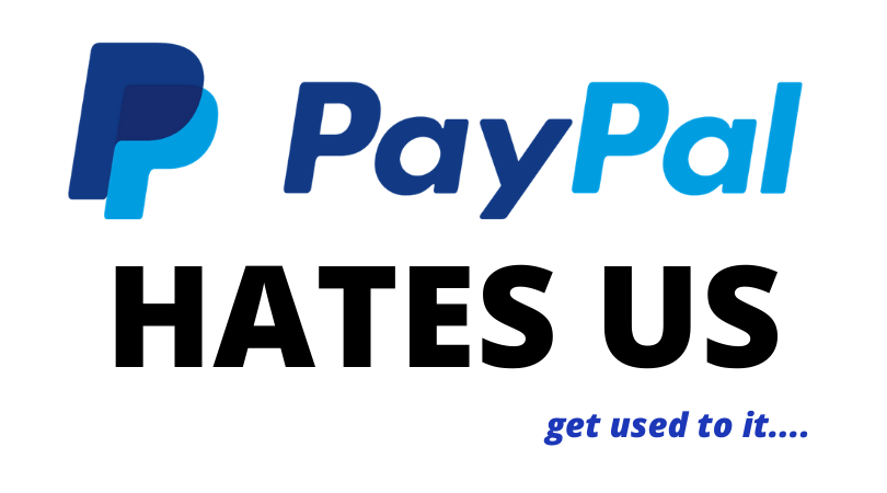 Paypal is known for searching out and banning sex workers and those in the adult industries.