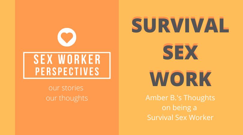 survival sex worker true story