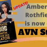 Amberly Rothfield UPDATE!